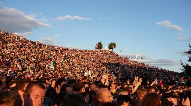 Das Fest 2009 in Karlsruhe – Oder, wie viele Menschen passen auf einen Hügel?