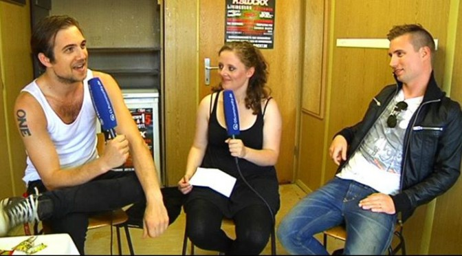 "Video-Interview mit Royal Republic: ""Richtig guter Sex"""