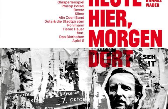 "CD Tipp: ""Heute hier, morgen dort – Salut an Hannes Wader"""