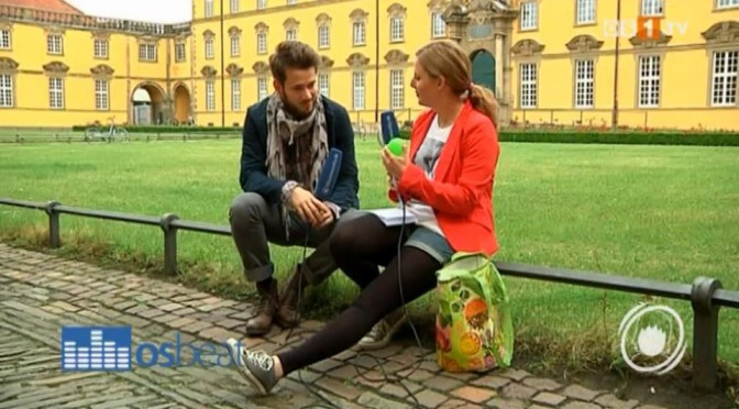 Video-Interview: Johannes Strate über Musik, Sport und Live-Gigs