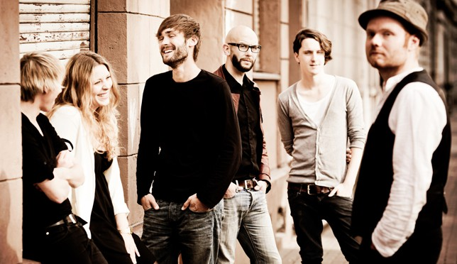 "Musik zum Sonntag: Mobilée – ""Walking on a Twine""-Tour"