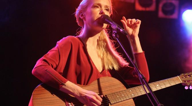 Intim, intensiv, mitreißend: Tina Dico unplugged im Rosenhof Osnabrück