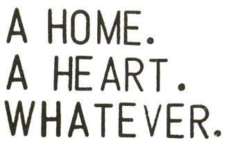 A Home. A Heart. Whatever. – Vielversprechender Indie aus Bayern