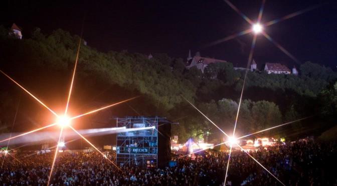 Taubertal Festival in Rothenburg o.d.T. – Musik vor Deutschlands schönster mittelalterlicher Stadt