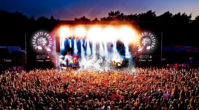 Serengeti Festival holt vom 19.-21. Juli 50 Topacts nach Ostwestfalen/Lippe