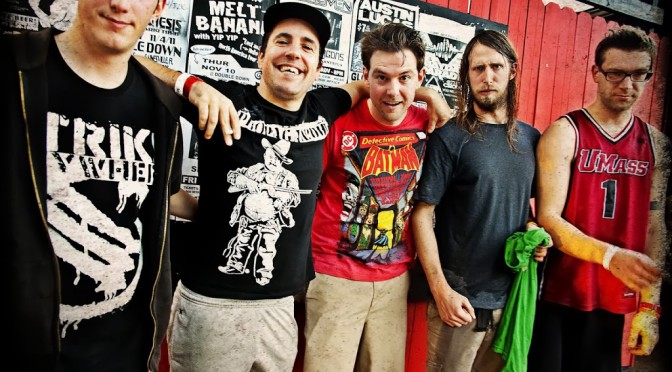 "A Wilhelm Scream: Neues Album ""Partycrasher"" im November – 3 Songs vorhören!"