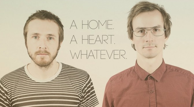 "A Home. A Heart. Whatever. mit neuer Single ""Hard on me"""