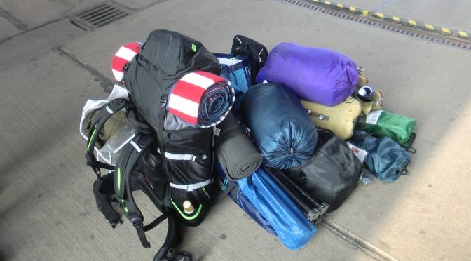Festivalfieber: Ich packe meinen Rucksack…