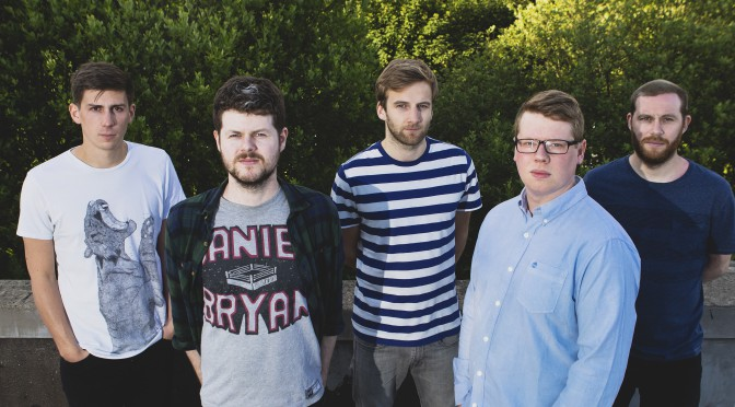 We Were Promised Jetpacks in der Kleinen Freiheit