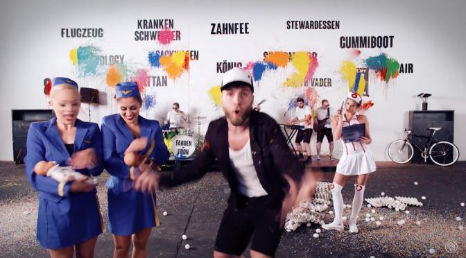 """""""Spitter"""" von Otto Normal – Rückwärts vorwärts Monday Madness"""