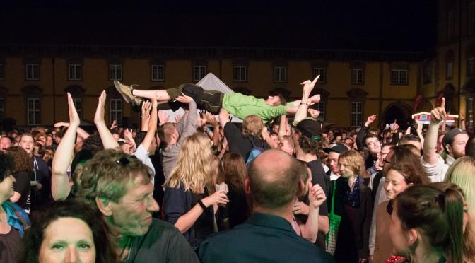 Neulich beim Fairytale Festival in Osnabrück