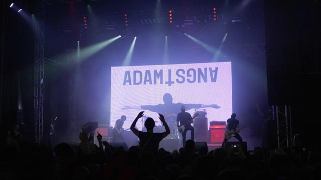 Videointerview: Adam Angst beim Hurricane Festival 2015