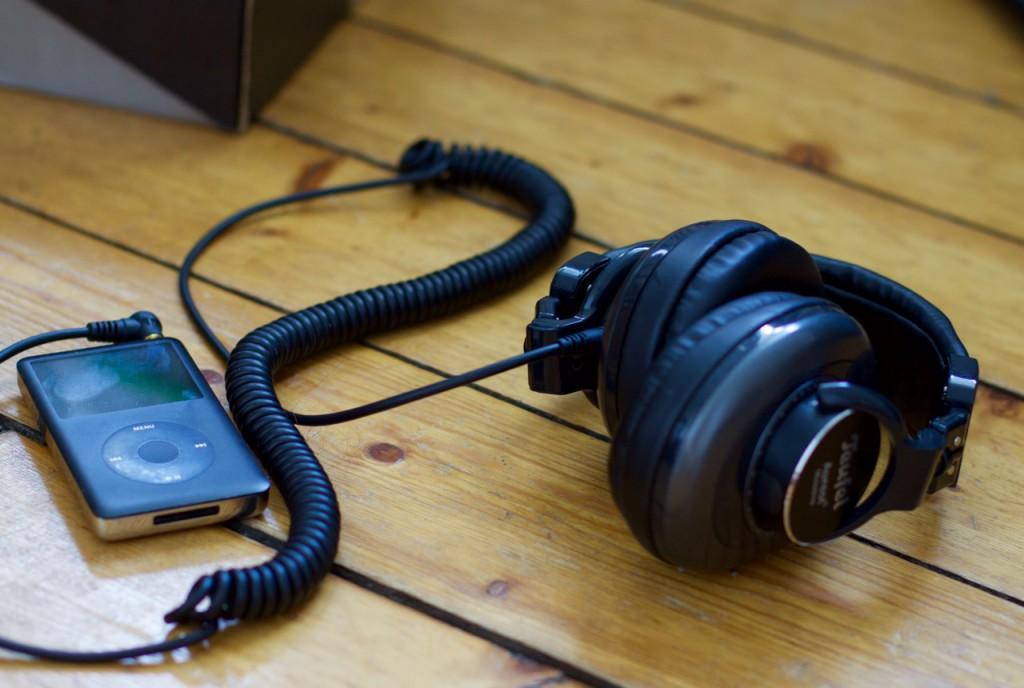 Unsere Lieder, Headphones, Kopfhörer, iPod Classic