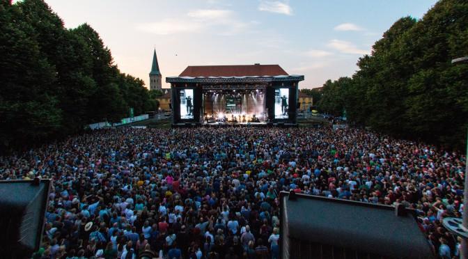 Ein Traum von Schlossgarten Open Air