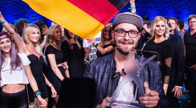 Bundesvision Song Contest 2015: Refugees Welcome