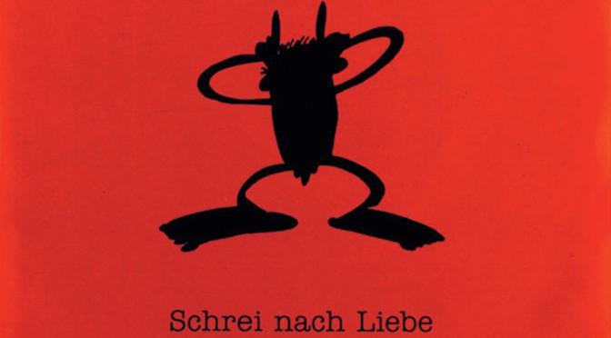 """""""Aktion Arschloch"""": Schrei nach Liebe wieder in die Charts"""