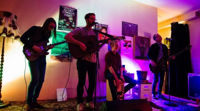 Wyne Garden – Konzert in Super-8 im Zauber von OS