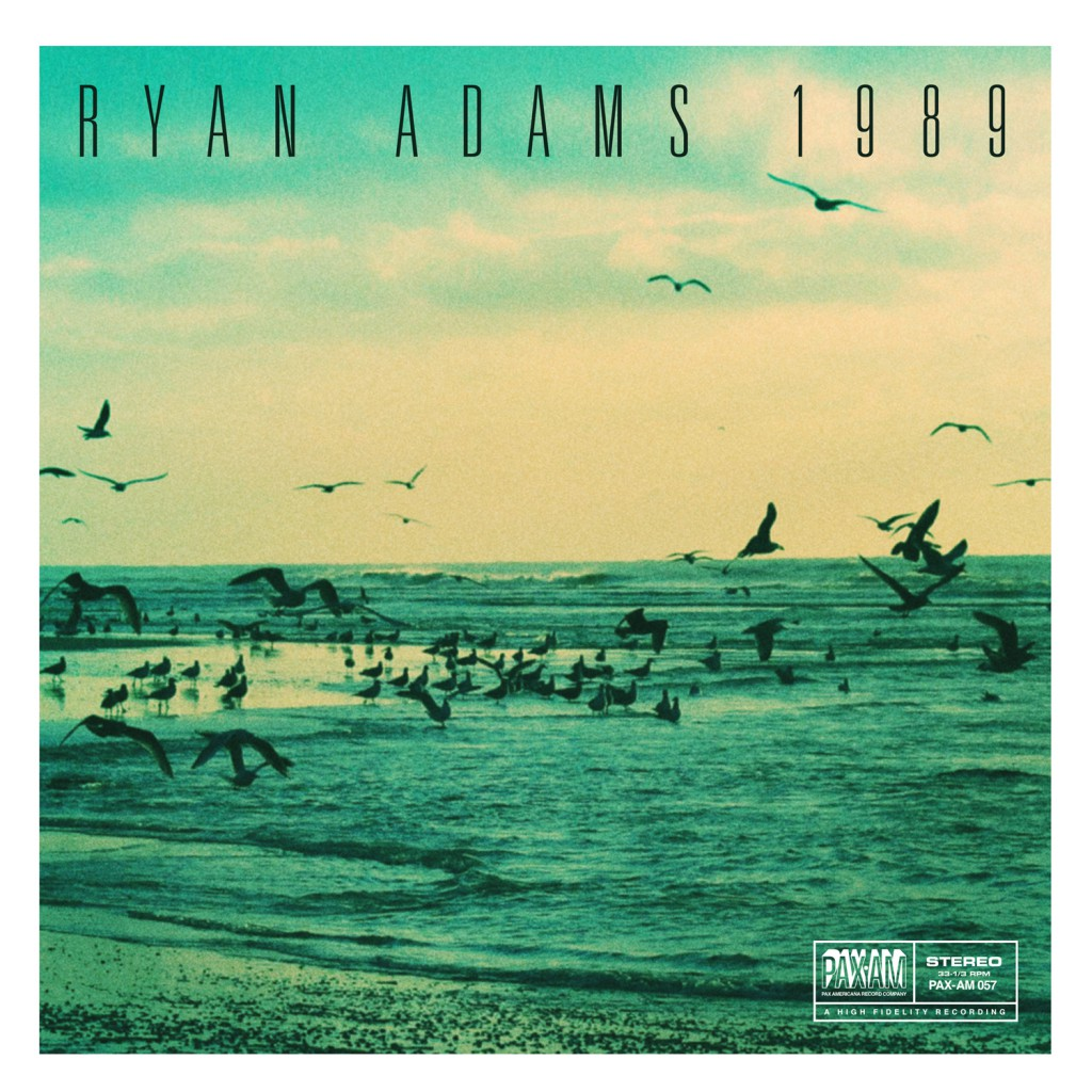 Ryan Adams 1989 Sony Music