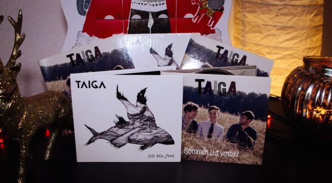 Adventskalender #5 – TAIGA schenken Musik und Gruß