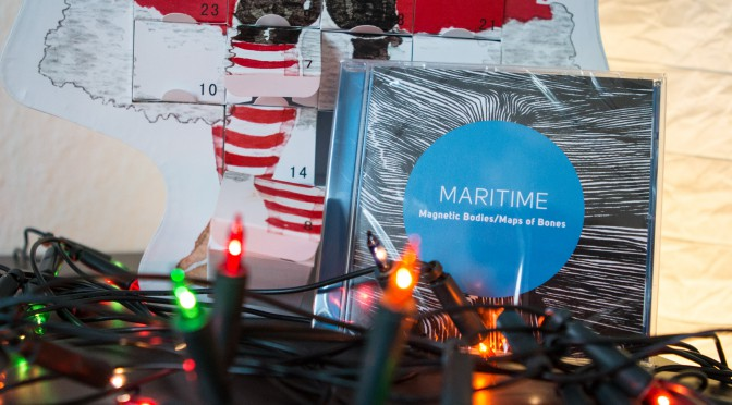 "Maritime mit ""Magnetic Bodies/Maps of Bones"" im Adventskalender #8"