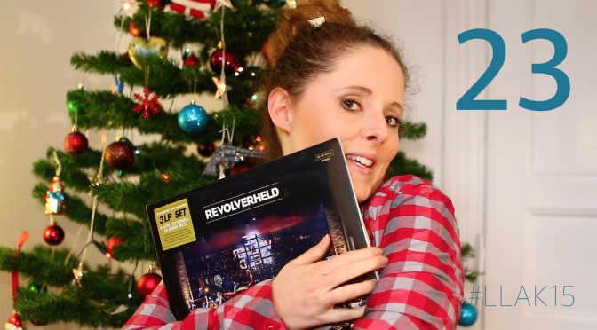 Revolverheld MTV Unplugged im Adventskalender #23
