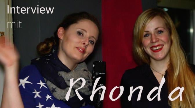 Beat & Soul: Rhonda im Interview und Bildergalerie