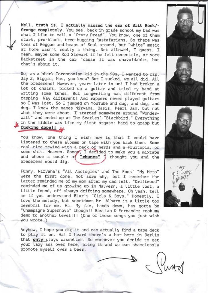 Sway Clarke - 90s Mixtape