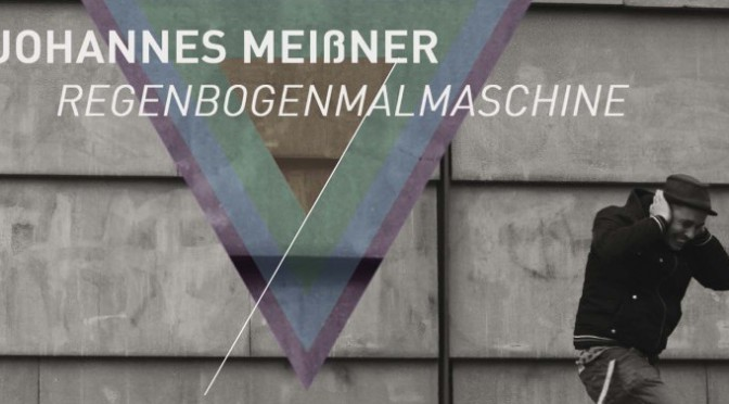 Ostergewinnspiel: Johannes Meißner – Regenbogenmalmaschine