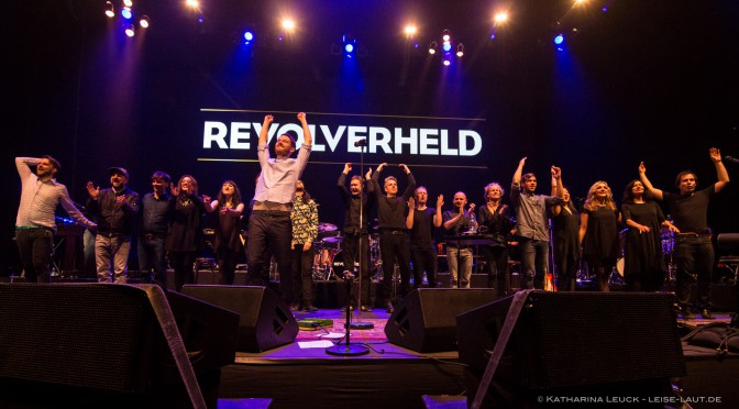 Revolverheld MTV Unplugged in Oberhausen – Fotogalerie