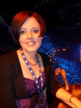 Katha beim Echo 2009