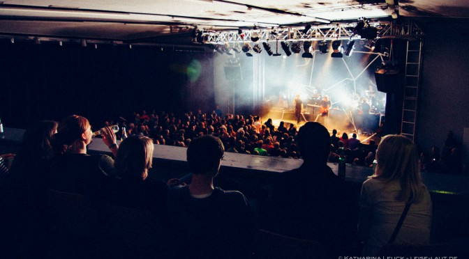Popsalon 6 – Der Freitag mit Gloria, Motorama & TÜSN