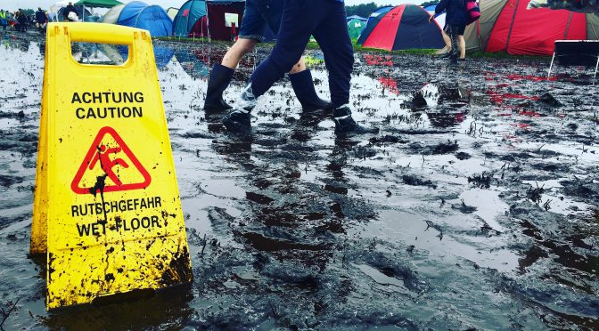 Fazit: Olympianominierung fürs Hurricane Swimteam – Hurricane Festival 2016