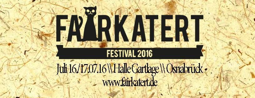 Fairkatert Festival 2016