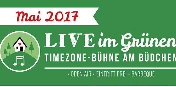 Live im Grünen 2017 – Montag geht's los