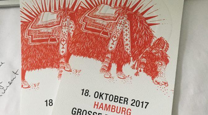 Bei den Beatsteaks in Hamburg – Große Freiheit 36