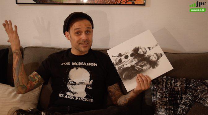 Video: Ingo Donot mit Vinyls auf meiner Wohnzimmercouch