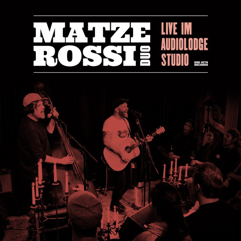 Albumcover Matze Rossi, Musik ist der wärmste Mantel